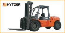 Chinese HYTGER Diesel 8tons Forklift truck forklift attachment