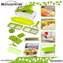 OEM Cooking Kitchen Tools Manual Multi function Vegetable Fruit Food Chopper