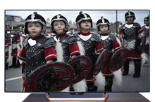 China Factory promotion widescreen 65inch ultra slim narrow bezel LED TV 1080P 60Hz