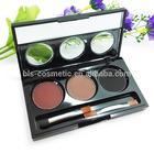 Eyeshadow Eyebrow Powder Palette Cosmetics OEM