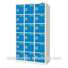 Multi-door steel furniture used school small lockers for sale