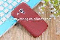 Hard plastic Wood GRAIN Case for Samsung Galaxy S3 Mini i8190