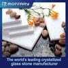 white polished nano crystal stone wall stone prices