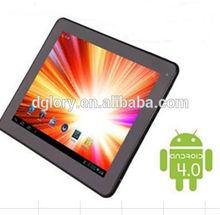 DG-TP9703 fashiion 9.7 inch tablet pc RK3168 dual core Dual cameras 1GB/8GB 1024*768 6500mAh MID
