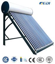 Compact Unpressurized Solar Water Heater,Solar Hot Water