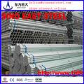 Prix concurrentiel et produit! Poteau de clôture galvanisé tuyau tube usine Q195-Q235 BS 1387 : 1985