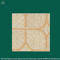 Insulation Colored Plaster Ceiling Silver Foil Back Pvc Gypsum Ceiling Tile
