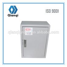 Metal control panel box electrical meter distribution box