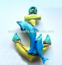 dolphin resin craft