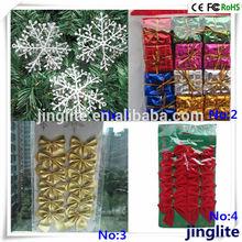 On The Christmas Tree Snowflakes/Gift Bag Christmas Ornaments