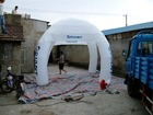 Hot sale cheap 4 legs tent for fair,inflatable tent