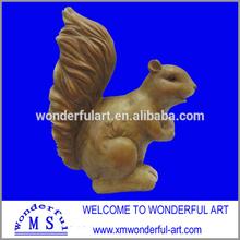 adorable magnesia squirrel garden decoration