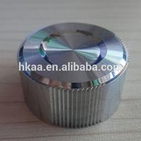 precision custom aluminum potentiometer knob,potentiometer knob 6mm,knob for potentiometer aluminum