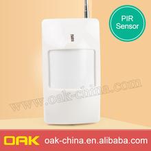 2014 Wireless infrared detector,curtain pir motion detector,alarm accessories