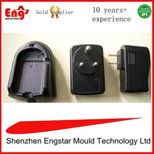 Plastic cell phone charge and battery charge shell mould