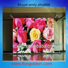 Hot sales high brightness P4 indoor rental led display screen ,P16 and P20 SMD or DIP 17.3 led display