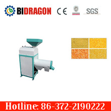 2014 Hot Sale Small Maize Grits Milling Machine into 3 sizes