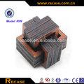 promocionales personalizados de madera del cubo mágico rompecabezas con la solución