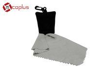 MCOPLUS 70x50mm 80x60mm Camera Cleaning Kit Micro Cleaning Cloth Receiver Bag for camera cleaning NF5700 NF6800