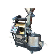 2014 Hot selling 3 kg commercial coffee Roaster machine with high quality and performance