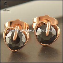 fashionable pearl earrings design,fashion flower petal earrings,vogue jewelry alloy earrings 2012