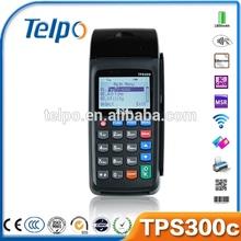 Telpo handle easy handheld pos scanner POS terminal TPS300c