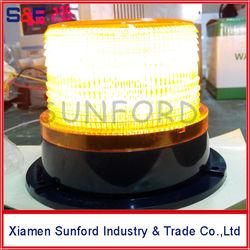 Plastic Material and Warning Usage LED Emergency Vehicle Warning Lights