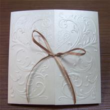 wholesale arabic style wedding invitation