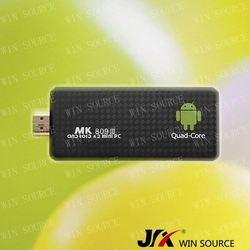 MK809III Bluetooth RK3188 Quad core 1.8ghz android 4.2 tv box 2gb ram