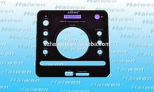 electronic membrane faceplate, PVC film use on electronic, Tim PVC film