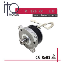 100mm high torque dc brushless fan motor for air conditioner