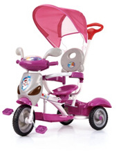 Baby Tricycle ,new Luxury Tricycle for Children LD856-2