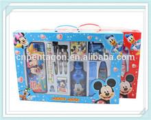 promotion gift for children school stationery set