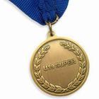Custom Metal Classic Badges Medals Enamel