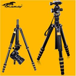 ball head good price professional camera aluminum photographic focus gorillapod 360 rotational camcorder tripod
