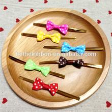 Mini ribbon bow ties ribbons and bows PB-1008