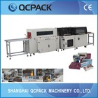 automatic pof shrink wrapping machine