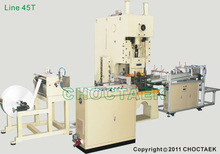 2014 Food pan 45T Aluminium foil food plate making machine line