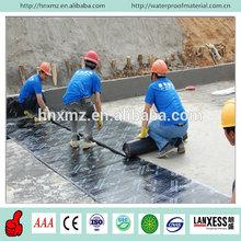 sbs modified bitumen self adhesive basement waterproofing materials