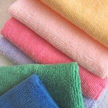 factory direct Plain microfiber bath towel