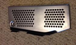 Pedal set Aluminum car pedals auto foot rest pedal pad for VW GOLF4