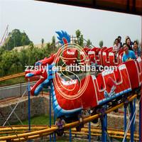 amusement park slide dragon for sale