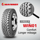 China cheap radial 11r 22.5 truck tires price list