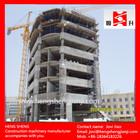 TOWER CRANE QTZ6015 max capacity 8t and jib length 60m