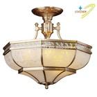 GZ50026 High quality cooper dinner room ceiling light