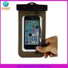 high quality pvc waterproof bag for iphone 5S waterproof case
