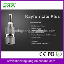 Kayfun Atomizer Factory Wholesale SXK Kayfun Lite Plus v2 1:1 kayfun lite clone