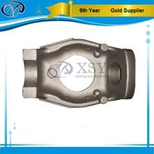 qt450 casting parts metal of the selected alloy