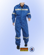 Classic safety coverall 100 % cotton drill work overalls