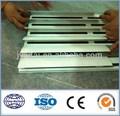 China herstellung hochwertige individuelle Aluminiumraster bereitstellung des materials, aluminium strangpressprofil